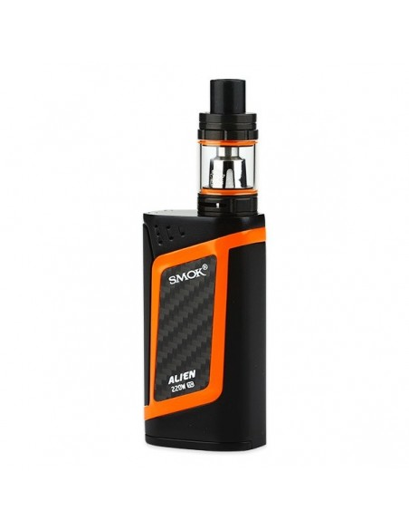 SMOK Alien 220W Kit with TFV8 Baby 5
