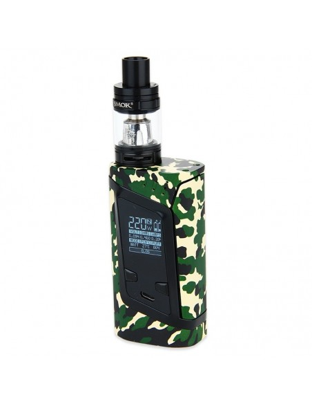 SMOK Alien 220W Kit with TFV8 Baby 14