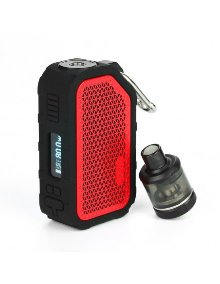 WISMEC Active Bluetooth Music TC Kit with Amor NSE 2100mAh 6