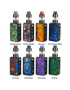 VOOPOO Drag Mini 117W TC Kit with UFORCE T2 4400mAh 0