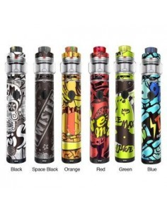Freemax Twister 80W VW Kit with Fireluke 2 Tank 2300mAh 0