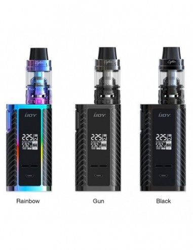 IJOY Captain PD1865 225W with Captain S Tank TC Kit 0
