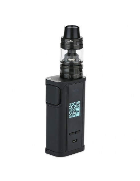 IJOY Captain PD1865 225W with Captain S Tank TC Kit 1
