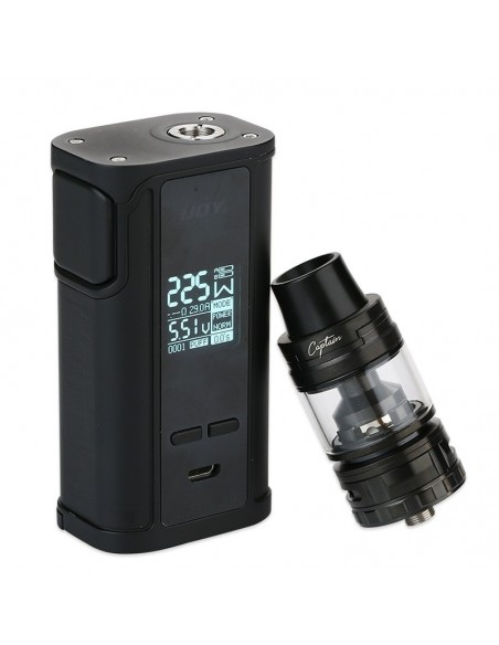 IJOY Captain PD1865 225W with Captain S Tank TC Kit 4