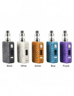 Eleaf Saurobox 220W TC Kit with ELLO Duro 0