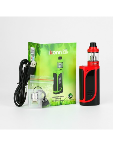 Eleaf iKonn 220 with Ello Kit 14