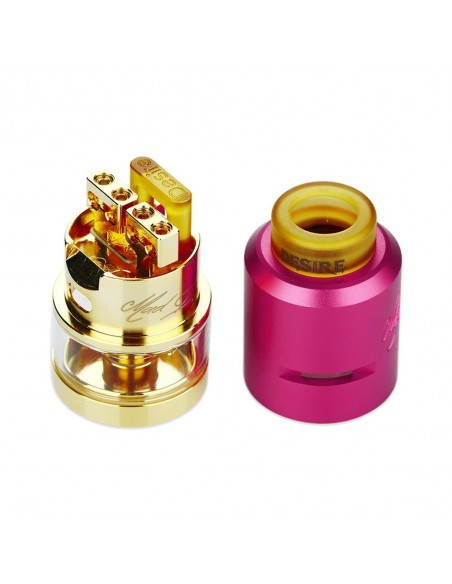 Desire Mad Dog RDTA MECH Kit 4