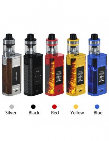 Joyetech CUBOID TAP 228W with ProCore Aries TC Kit 0
