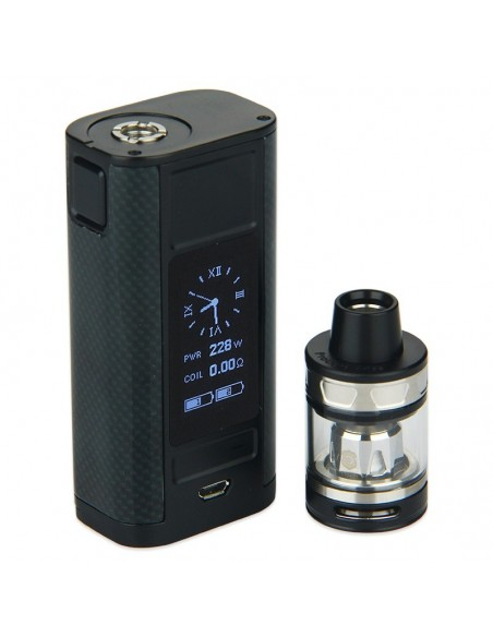 Joyetech CUBOID TAP 228W with ProCore Aries TC Kit 6