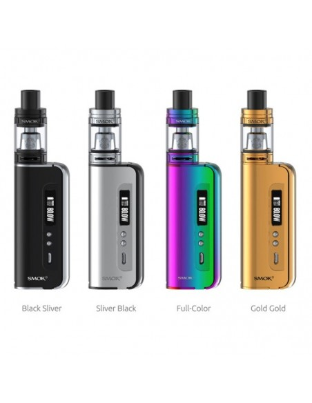 SMOK OSUB 80W Baby TC Kit with TFV8 Baby 0