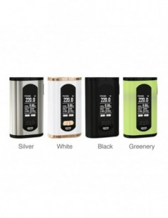 Eleaf Invoke 220W TC Box MOD 0
