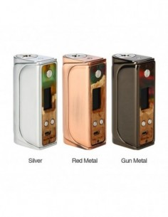 Sigelei Evaya 66W Stabilized Wood TC Box MOD 0