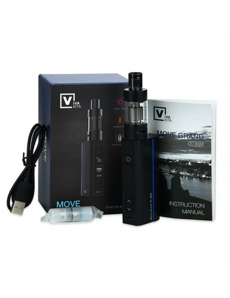 Vivakita Move Grand 80W TC Starter Kit 2