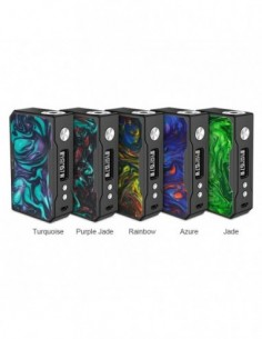VOOPOO Black Drag Resin 157W TC Box MOD 0