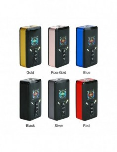 GTRS VBOY 222W 20700 TC Box MOD with SX520 Chip 0
