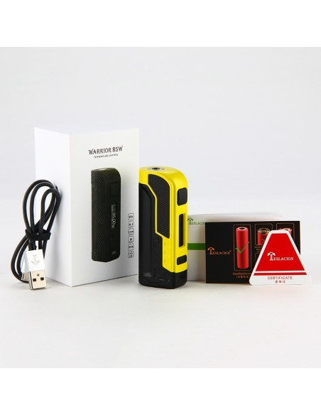 Tesla Warrior 85W TC Box MOD 4