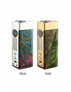 Woody Vapes S3 80W Stabilized Wood TC MOD 1