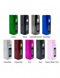 Asmodus Colossal 80W Touch Screen TC Box MOD 0