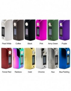 Asmodus Minikin V2 180W Touch Screen TC MOD 0