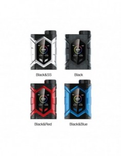 Vaptio Wall Crawler 80W TC Box MOD 0