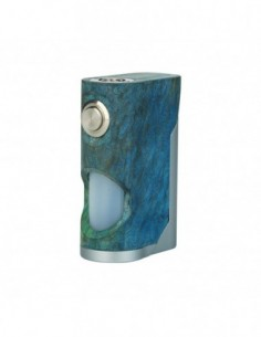Arctic Dolphin Soul Stabilized Wood Squonk MOD 1