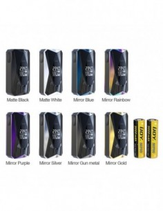 IJOY Diamond PD270 234W TC Box MOD 6000mAh 0