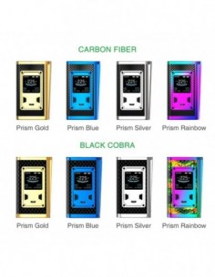 SMOK Majesty 225W TC Box MOD Luxe Edition 0