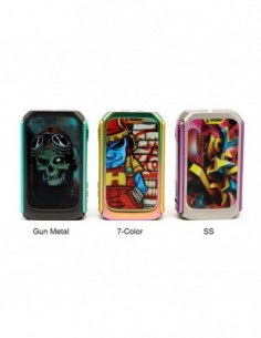 Vzone Graffiti 220W TC Box MOD 0
