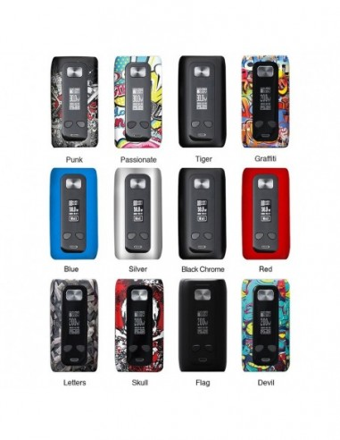 Think Vape Thor 200W TC Box MOD 0