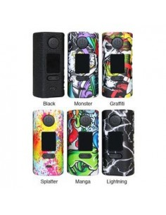 Hugo Vapor Rader Mage 218W TC Box MOD 0