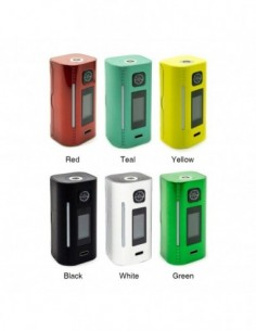 Asmodus Lustro 200W Touch Screen TC MOD 0