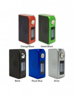 Asmodus Minikin Reborn 168W Touch Screen TC Box MOD 0
