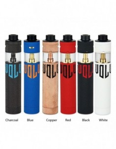 ATOM Revolver Reloaded 2 Mechanical MOD Kit 0