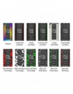 IJOY Captain PD270 234W New TC BOX MOD 0