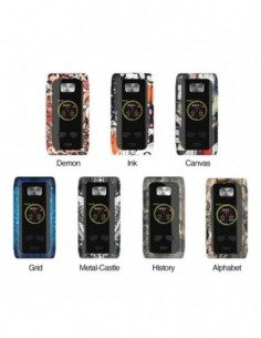 Think Vape Thor Pro 220W TC Box MOD 0