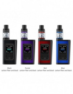 SMOK Majesty 225W TC Kit with TFV8 X-Baby 0