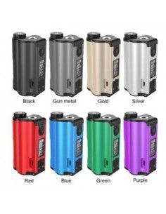DOVPO Topside Dual 200W Top Fill TC Squonk MOD 0