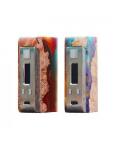 Arctic Dolphin Orion 250W Stabilized Wood TC Box MOD 0