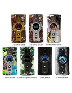 Vsticking VK530 200W TC Box MOD 0