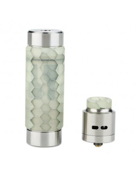 WISMEC Reuleaux RX Machina 20700 Mech MOD with Guillotine RDA Kit 3000mAh 2