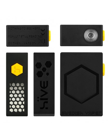 Swedish Vaper Hive Squonk BF Box MOD 5