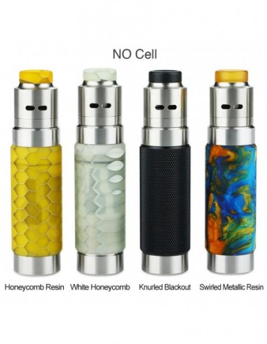 WISMEC Reuleaux RX Machina 20700 Mech MOD with Guillotine RDA Kit 0