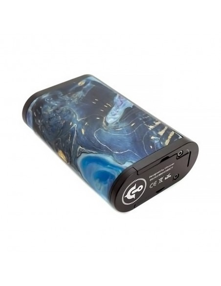 Asmodus EOS V2 180W Stabilized Wood Touch Screen TC Box MOD 3