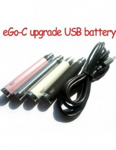 Joyetech eGo-C 2 USB Battery 650mAh 0