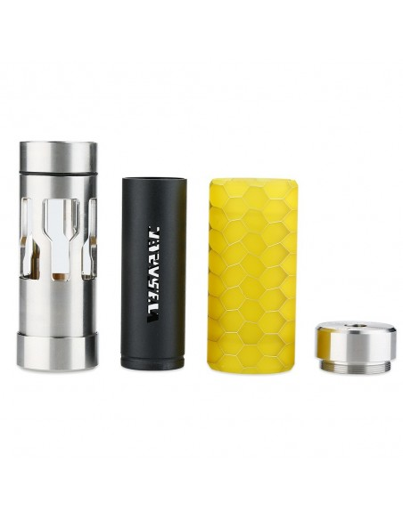 WISMEC Reuleaux RX Machina 20700 Mech MOD with Guillotine RDA Kit 4