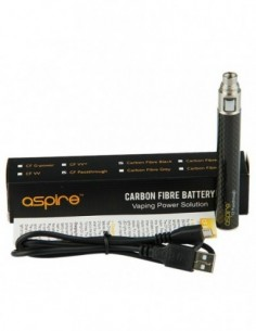 Aspire CF Passthrough Battery 900mAh 0