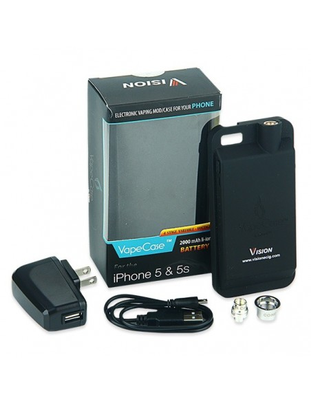 Vision VapeCase VV MOD for iPhone 5/5S 2000mAh 1