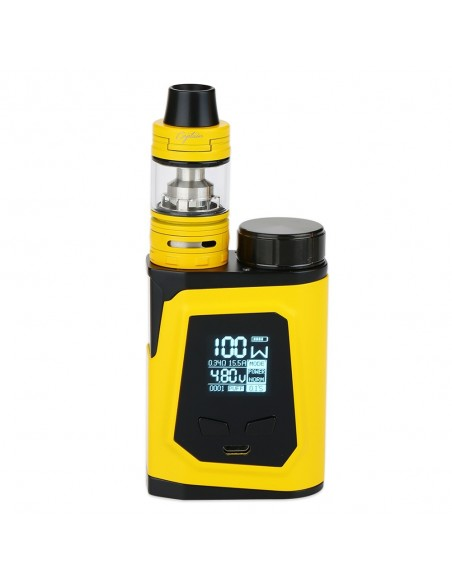 IJOY CAPO 100 with Captain Mini 21700 TC Kit 3750mAh 3