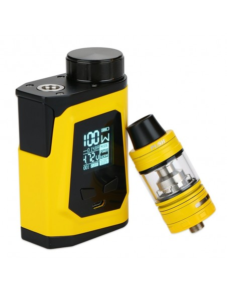 IJOY CAPO 100 with Captain Mini 21700 TC Kit 3750mAh 6