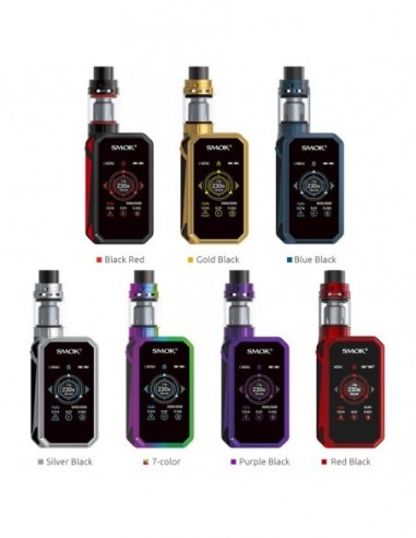 SMOK G-PRIV 2 230W with TFV8 X-Baby Kit 0